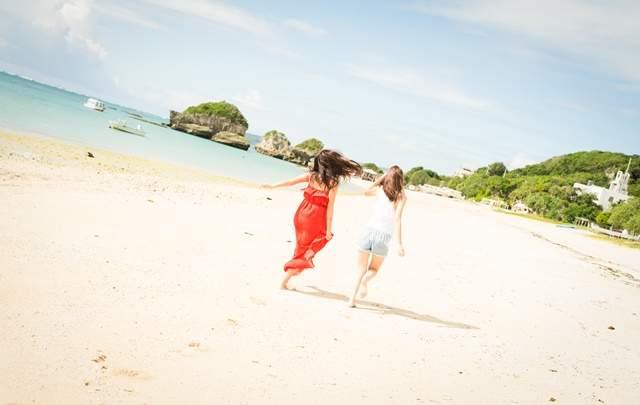 あこがれの沖縄で新たな暮らしの第一歩