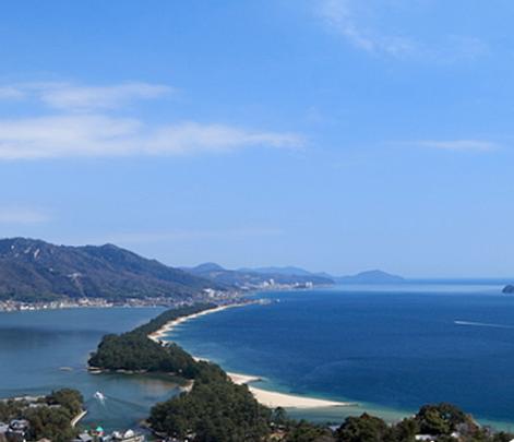 日本三景「天の橋立」
