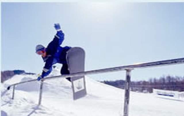関東最大級のスキー場★