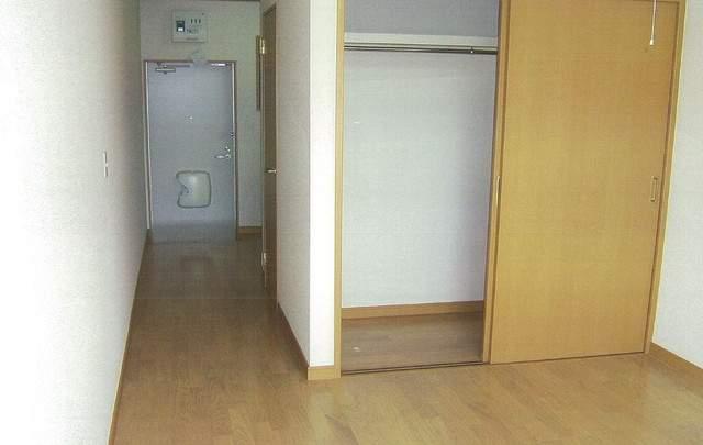 寮はリフォームされて非常にきれいです。