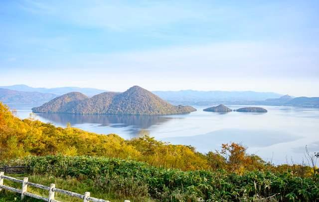 """北海道大人気洞爺湖!"""""""