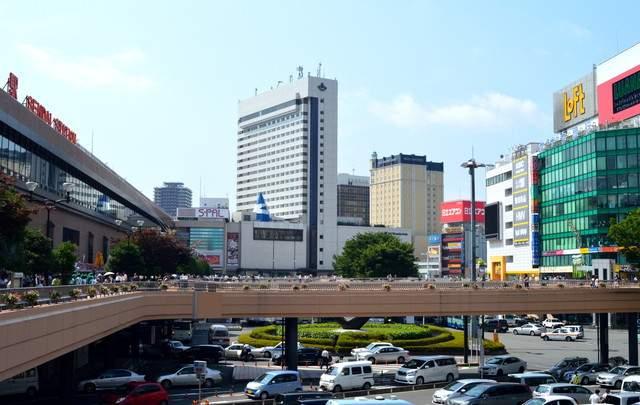 休日は仙台の街中へ!