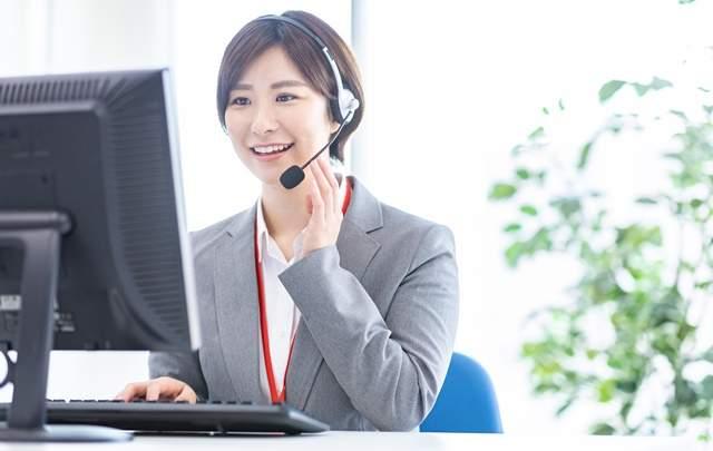 日本語と英語を使ったコールセンター業務です