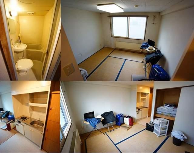 嬉しい個室寮!!簡易キッチン・冷蔵庫・ユニットバス完備