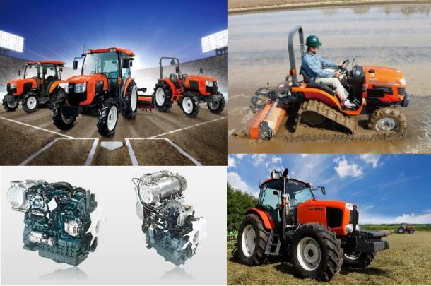 農業機械を作ります