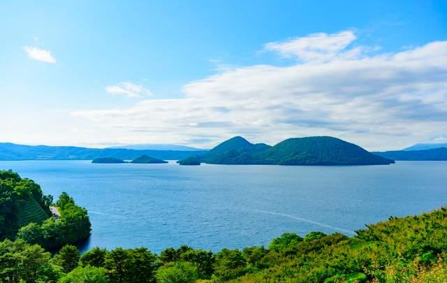 北海道有数の温泉地『洞爺湖』